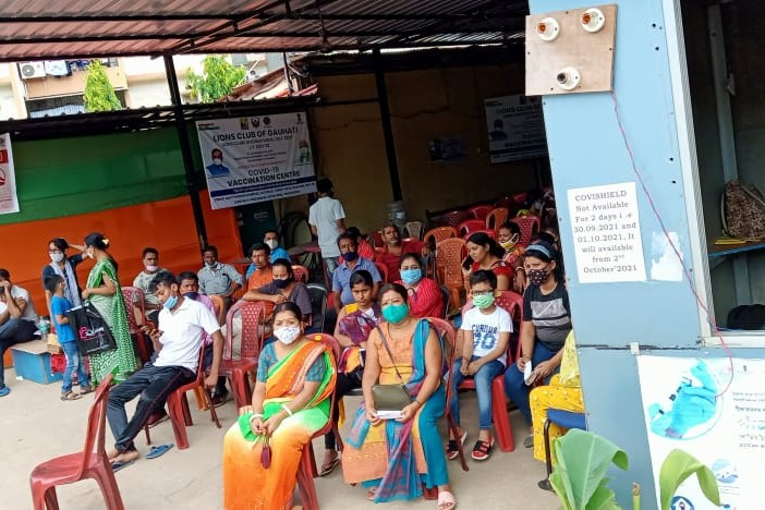 Free vaccination camp drive day 88